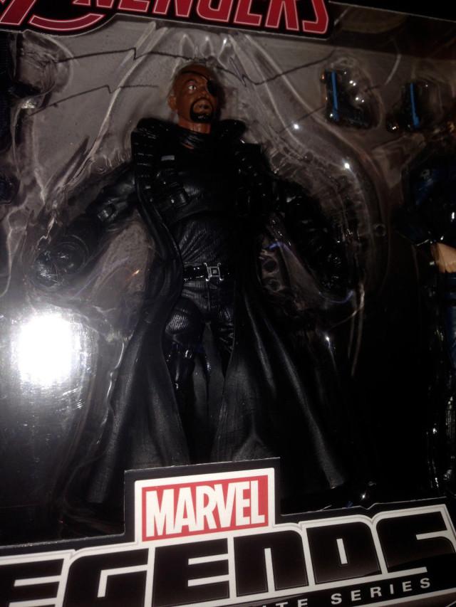Marvel Legends Nick Fury Avengers Figure 2015