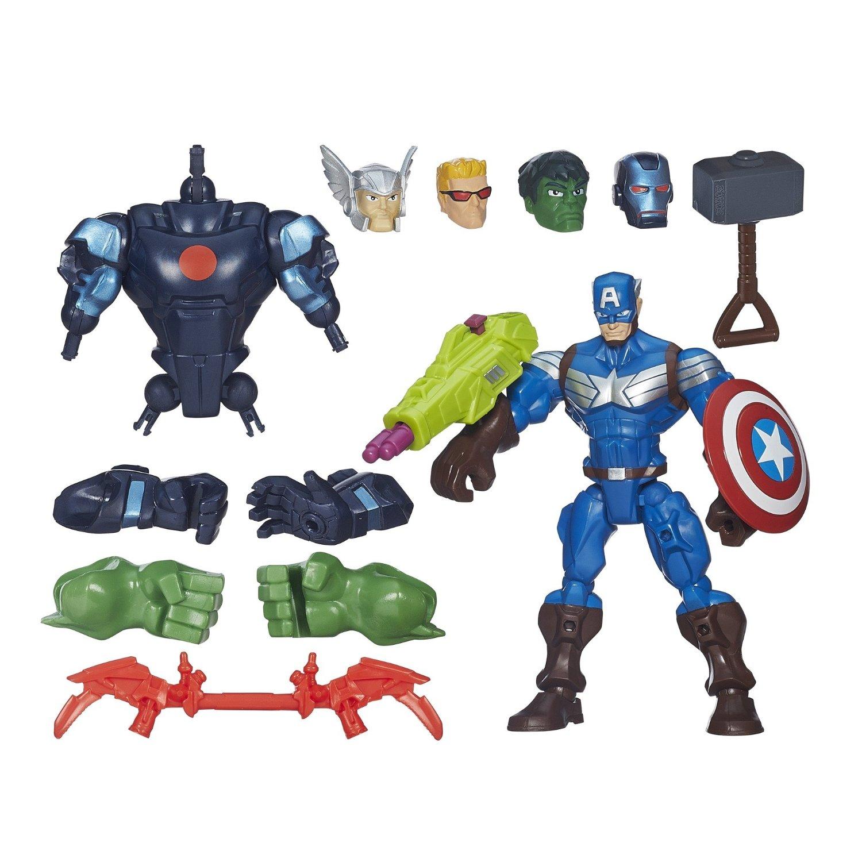 marvel mashers ultimate avengers set stealth iron man marvel toy news. Black Bedroom Furniture Sets. Home Design Ideas