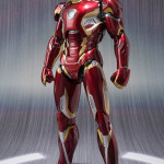 SH Figuarts Iron Man Mark 45 Photos & Order Info!