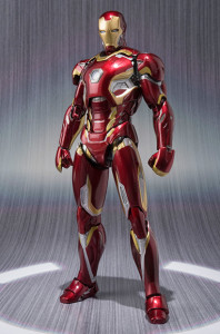 S.H. Figuarts Iron Man Mark 45 Figure