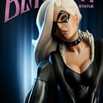 Sideshow Exclusive J. Scott Campbell Black Cat Statue Pre-Order!