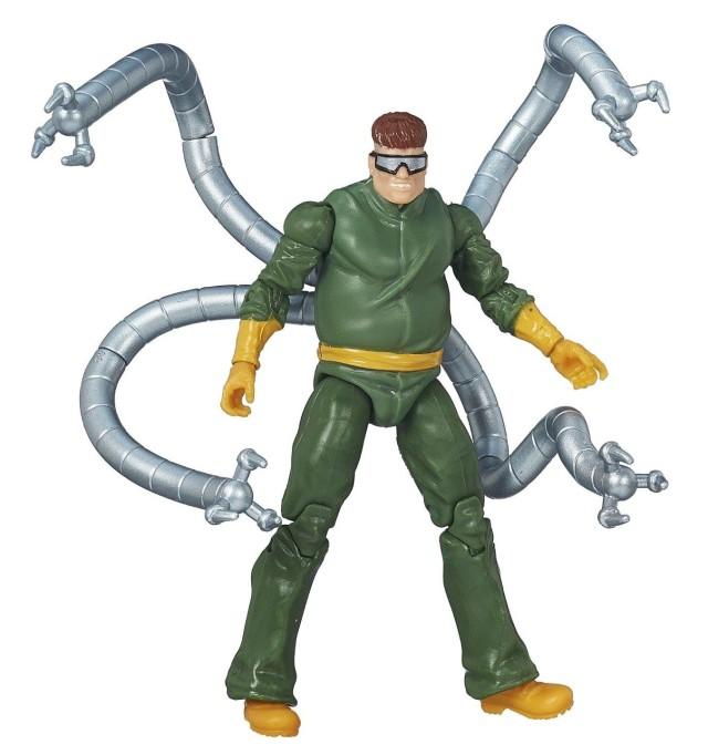 2015 Marvel Infinite Series Doc Ock Doctor Octopus Action Figure
