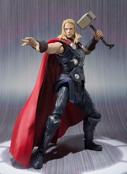 Bandai Thor SH Figuarts Figure 2015