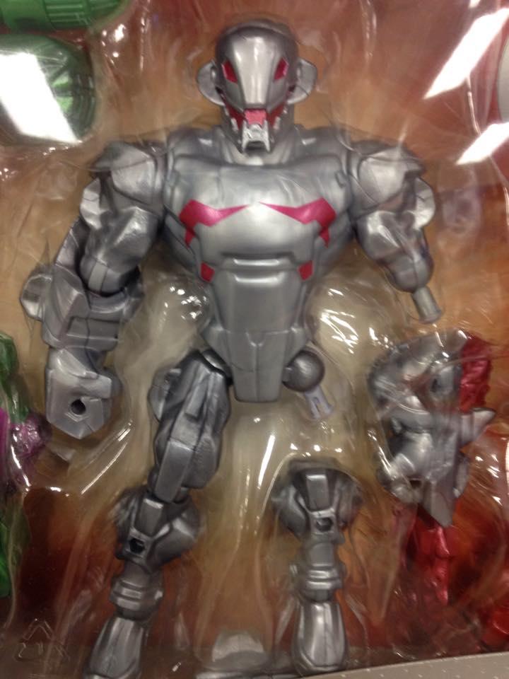 Exclusive Marvel Super Hero