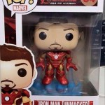 Funko Unmasked Iron Man POP Vinyl Up for Order!