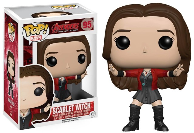 Funko Scarlet Witch POP Vinyls Figure