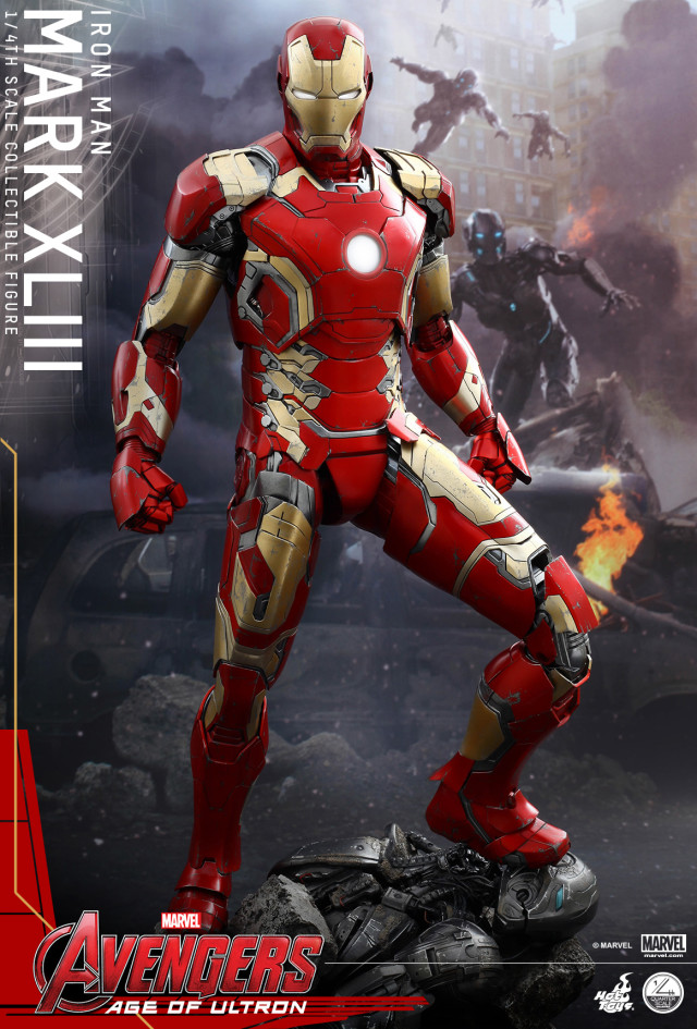 Hot Toys Iron Man Mark 71
