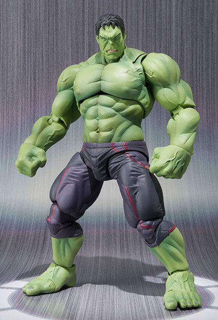 Hulk Figuarts Figure Bandai 2015
