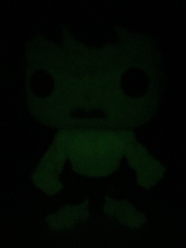 Glow in the Dark Hulk Funko POP Vinyls Figure