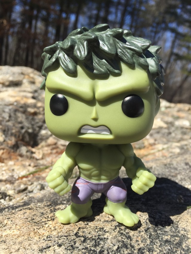 Glow in the Dark Hulk Funko POP Vinyl Avengers Age of Ultron
