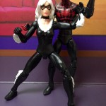 Marvel Universe Black Cat Figure Review & Photos 2015