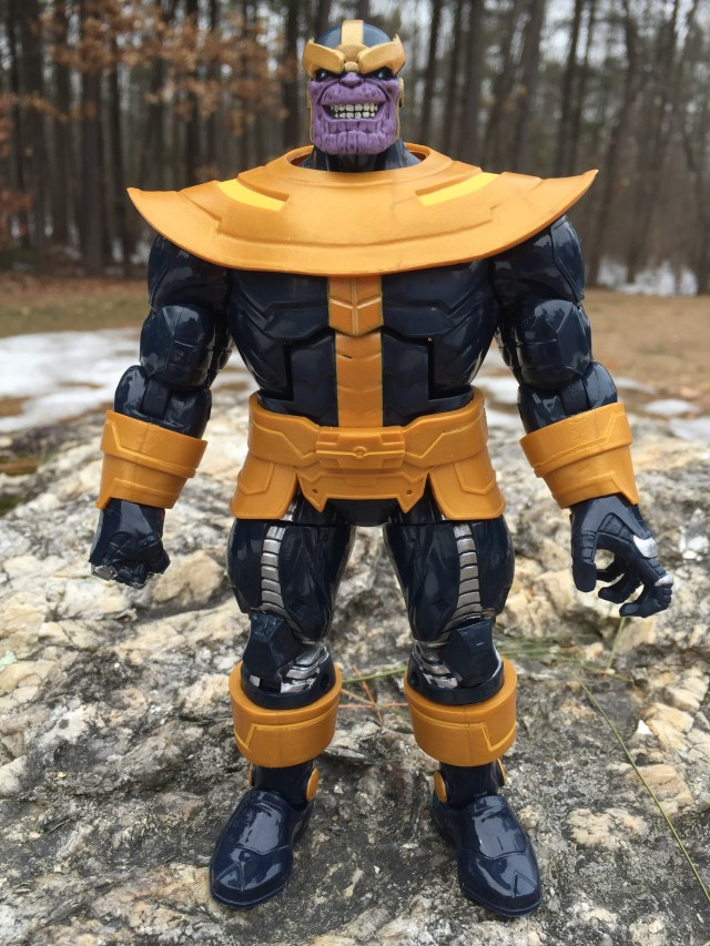 Marvel Legends Avengers Wave 2 Thanos Figure 7 Inch