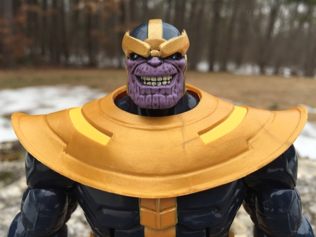 Marvel Legends Thanos Action Figure Hasbro Collarpiece
