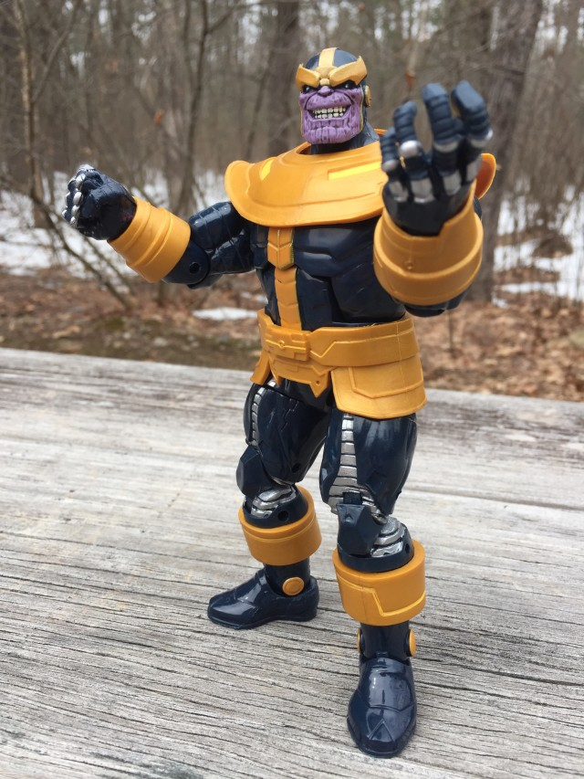 Marvel Legends 2015 Thanos Build a Figure