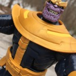 Avengers Marvel Legends Thanos Build-A-Figure Review & Photos