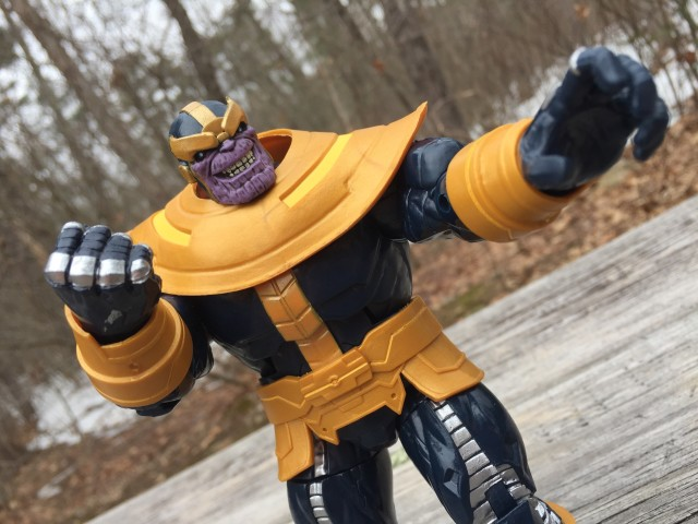 Avengers Infinite Series Thanos Marvel Legends Build-A-Figure