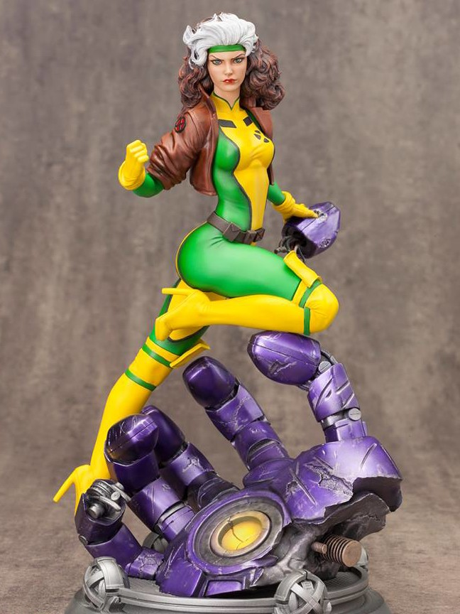 Kotobukiya Rogue Danger Room Sessions Statue Up For Order
