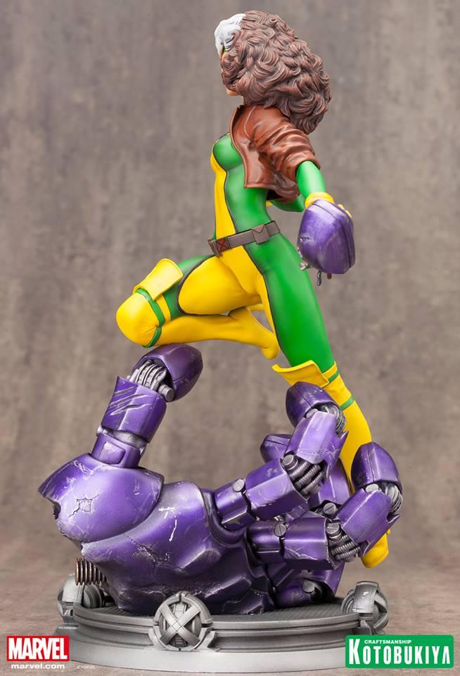 Kotobukiya Rogue Danger Room Sessions Statue Up For Order