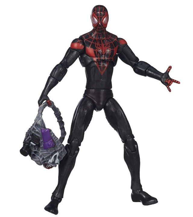 Marvel Infinite Series Mile Morales Ultimate Spider-Man Figure