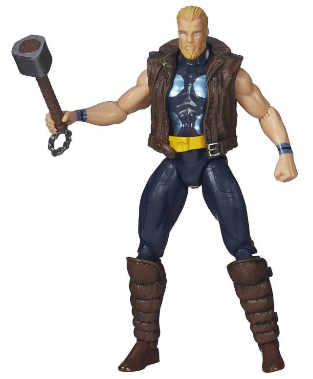 Marvel Universe 2015 Thunderstrike Figure Hasbro