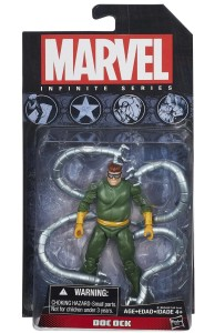 Marvel Universe Doctor Octopus Hasbro Figure Packaged