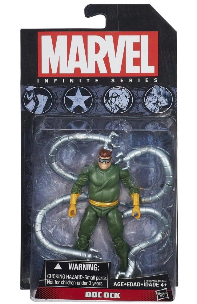 Marvel Universe Doctor Octopus Hasbro Figure Packaged