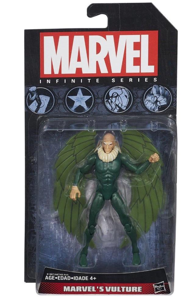 Marvel Universe Infinite Series ave 7 Vulture Figure Packaged