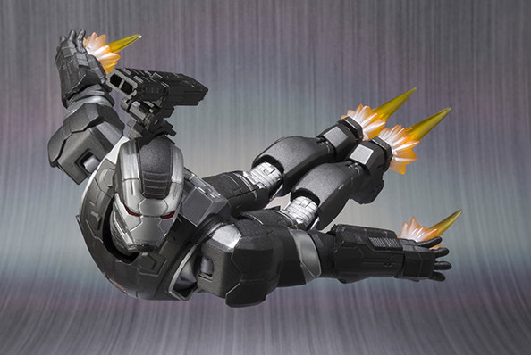 S.H. Figuarts War Machine Figure Flying 2015