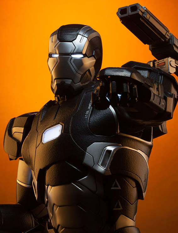 Sideshow Collectibles War Machine Maquette Statue