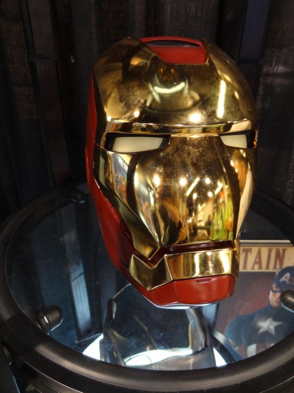 eFX Collectibles Iron Man Helmet Prop Replica The Avengers