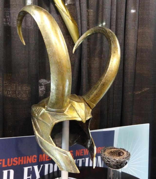 eFX Loki's Helmet Prop Replica The Avengers