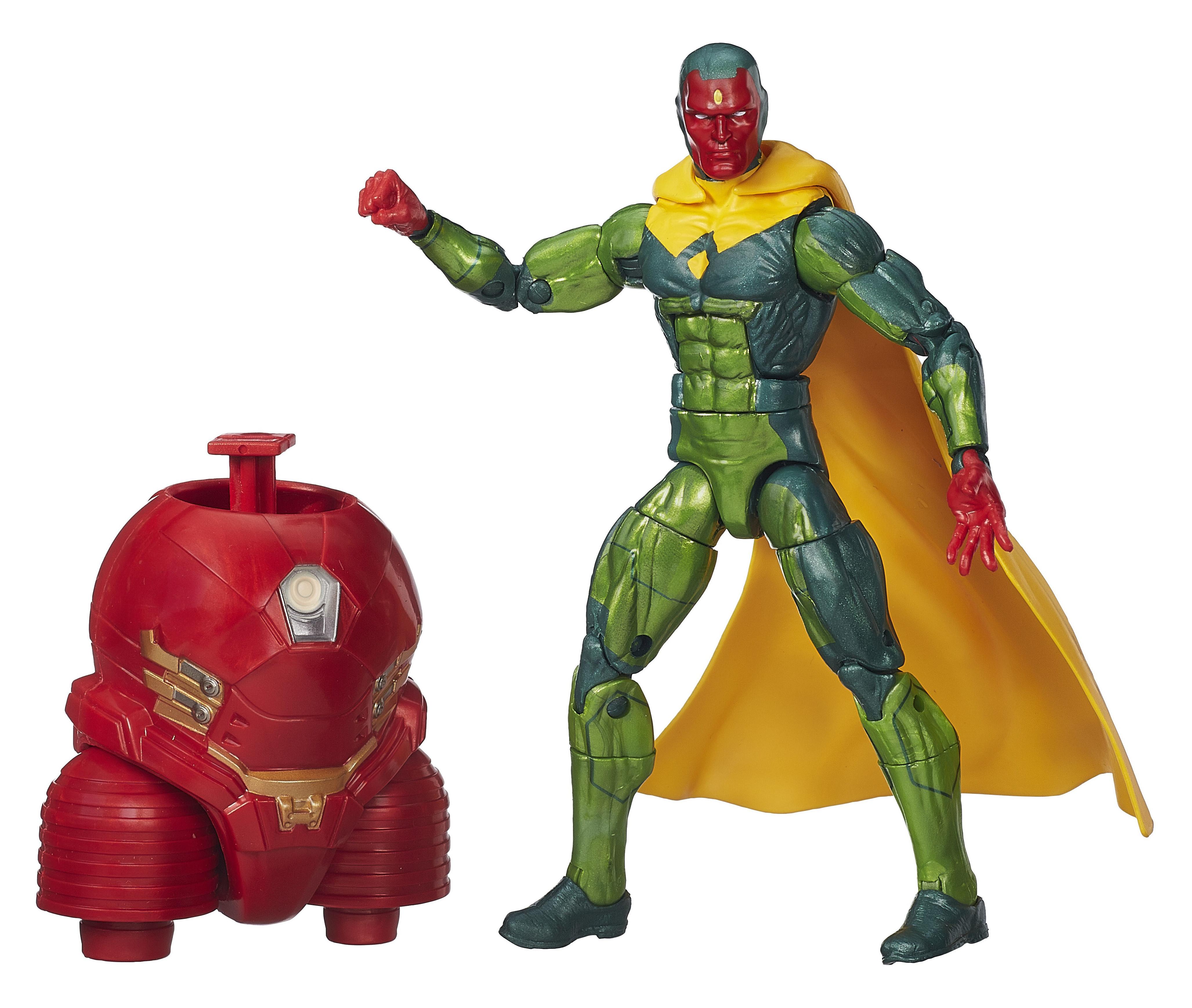 Hulkbuster Iron Man Upper Torso Marvel Legends BAF Blizzard New