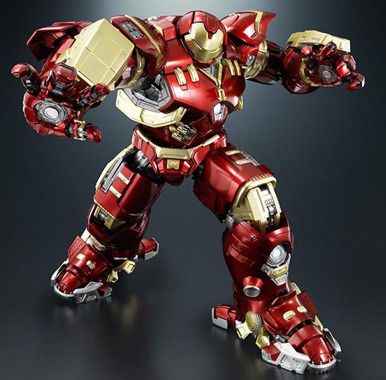 Bandai SH Figuarts Hulk Buster Iron Man Figure
