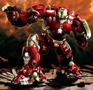 Bandai SH Figuarts Hulkbuster Iron Man Action Figure