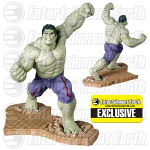 Exclusive Kotobukiya Rampaging Grey Hulk ARTFX Statue
