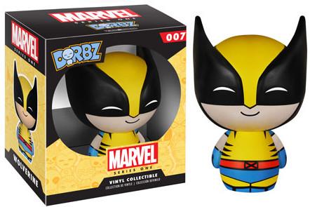 X-Men Mystique Marvel Series 1 Dorbz Vinyl Figure