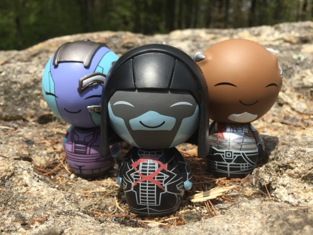 Vinyl Sugar Dorbz Ronan Korath Nebula Figures Photo