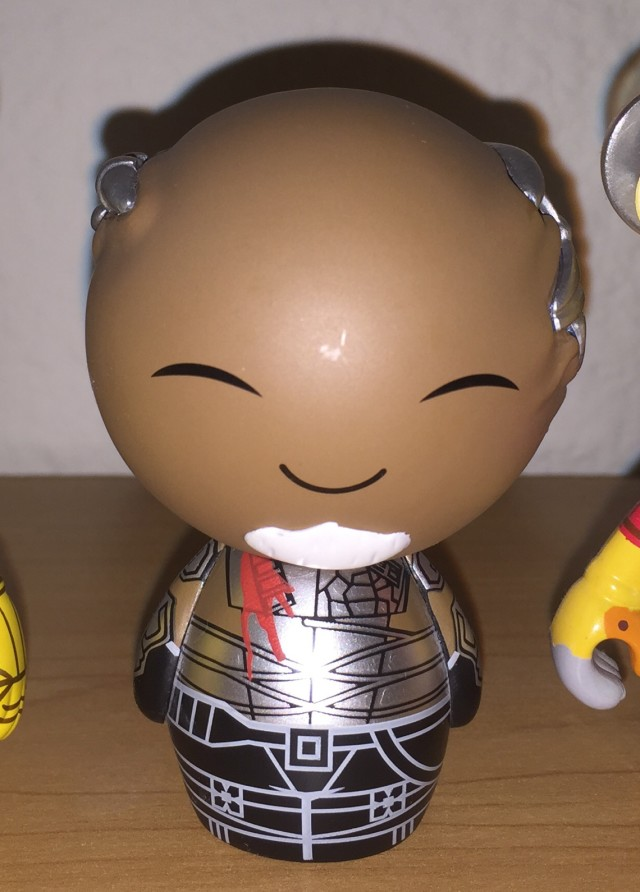 Dorbz Korath Figure Shiny Paint Defect Spot