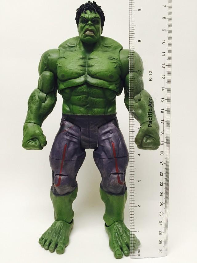 "Marvel Select Age of Ultron Hulk Figure 9"" Tall"
