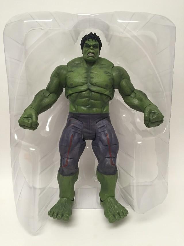 Avengers AOU Marvel Select Hulk Figure in Packaging