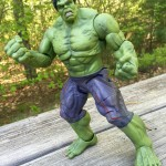 Marvel Select Avengers Age of Ultron Hulk Figure Review
