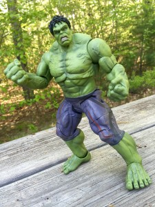 "Diamond Select Toys Marvel Select 2015 Hulk Figure 9"""