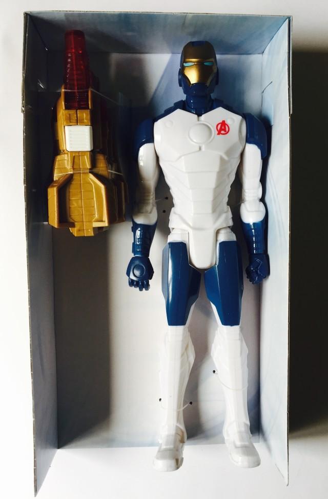 Marvel Titan Hero Series Iron Legion Action Figure