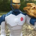 Exclusive Marvel Titan Hero Iron Legion & Hawkeye Review