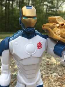 Marvel Titan Hero Iron Legion Figure Review
