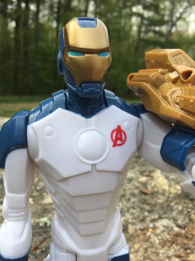 Marvel Titan Hero Iron Legion Figure Review