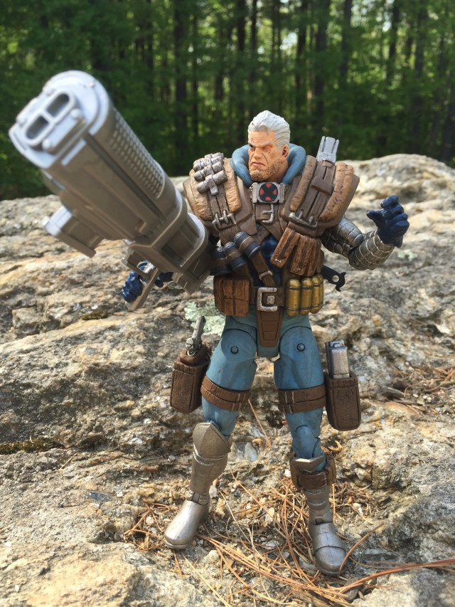 "Marvel Select Cable 7"" Figure"