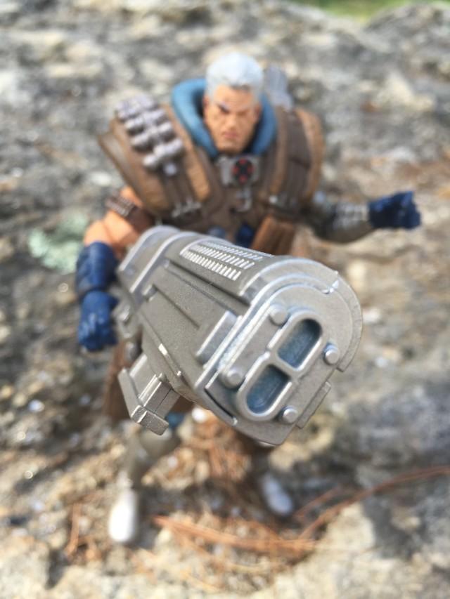 Diamond Select Cable Figure Big Gun Rob Liefeld