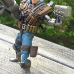 Marvel Select Cable Figure Review & Photos!