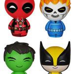 Marvel Dorbz Series 1 Figures Photos & Order Info!